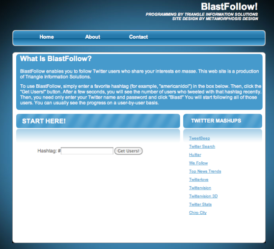 Blastfollow